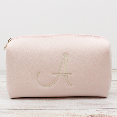 Blush Cosmetic Bag